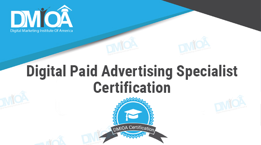 digital paid advertising specialist certification intermediate level total fee 60500 discounted fee 48000 - Online Advertising Specialist